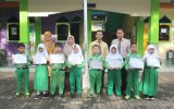 The Best and The Most Diligent Student of the Month Januari 2020 kelas 3 dan 4 SD Islam Al Azhar 29 BSB Semarang