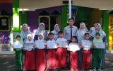 The Best and The Most Diligent Student of the Month Januari 2020 kelas 1 dan 2 SD Islam Al Azhar 29 BSB Semarang