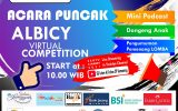 Puncak Acara Albicy Virtual Competition